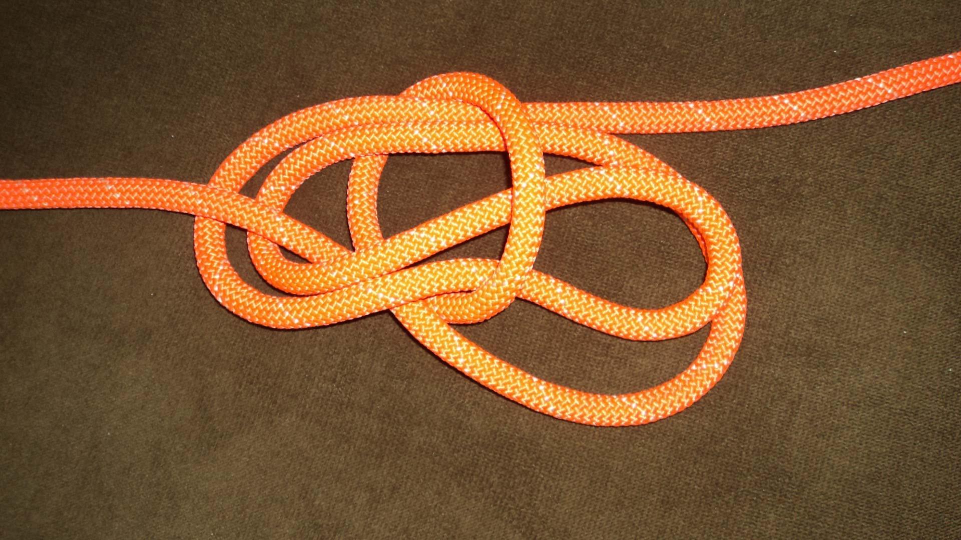 Inline Bowline Rope Work 101 Knot Inline20eight 3
